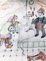 Софья Толмачева, 8 лет (г. Челябинск)