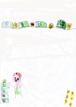 Виктория Чемакина, 7 лет (г. Челябинск)