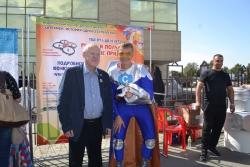 Сантехмен и Евгений Тефтелев